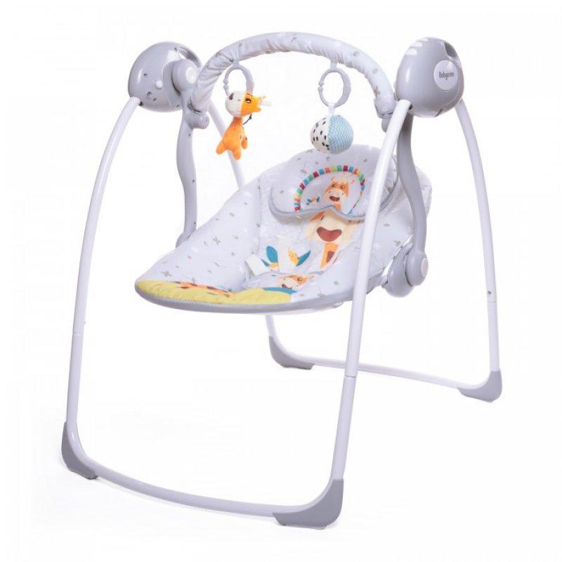 Babycare, Электрокачели SAFARI с адаптером