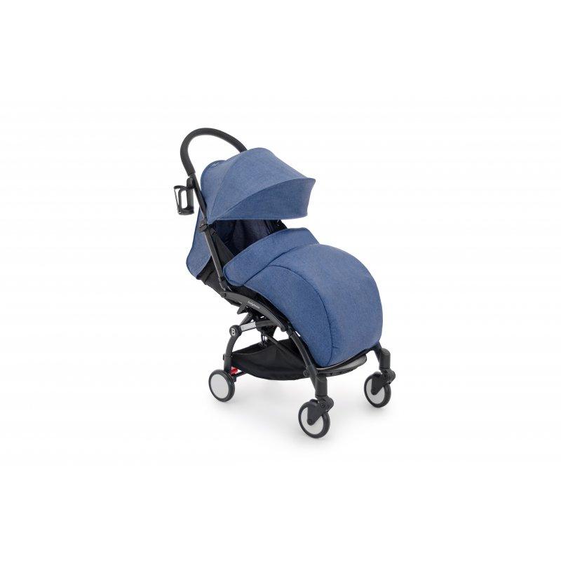 Прогулочная коляска Baby Team с чехлом и кнопкой