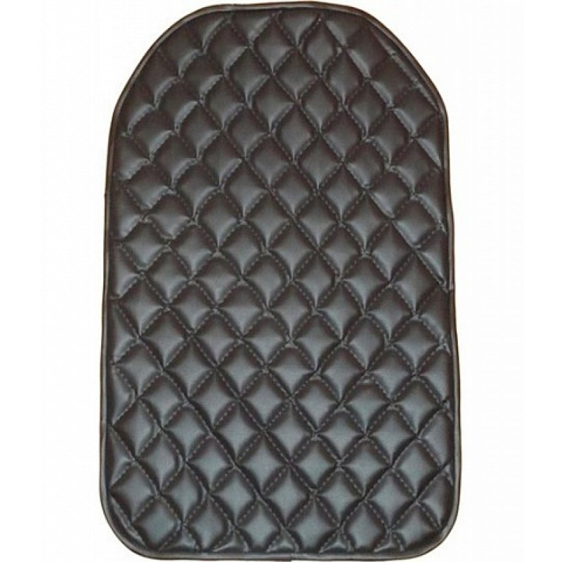 Защитный чехол на спинку переднего сиденья из эко-кожи премиум
