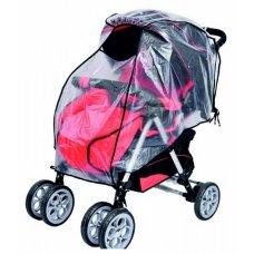 Дождевик универсальный на детскую коляску ПК