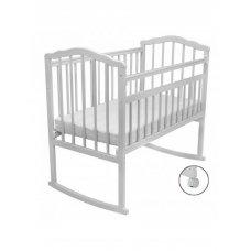 Кровать детская Гном 2 колесо-качалка