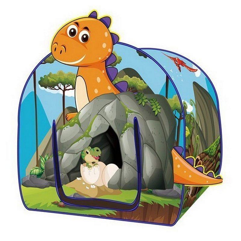 Домик игровой нейлон 1095SG Динозаврик