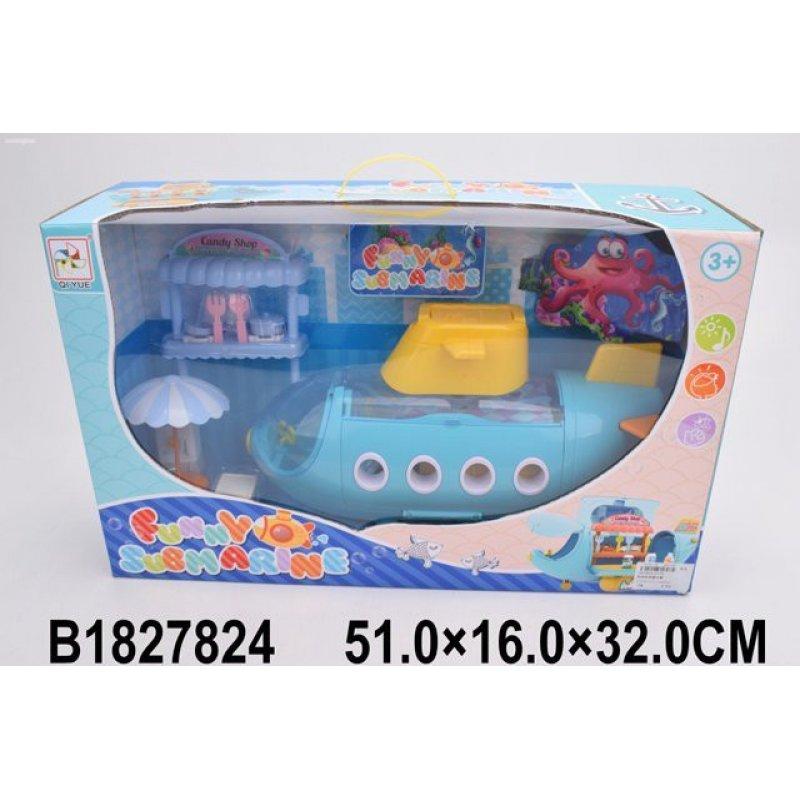 Игровой набор 2135 подводная лодка