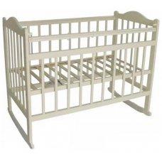 """Кровать детская """"Barney - 4"""" колесо-качалка"""