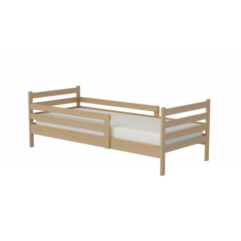 """Кровать подростковая """"Колибри"""" 160x80 ( натуральный )"""