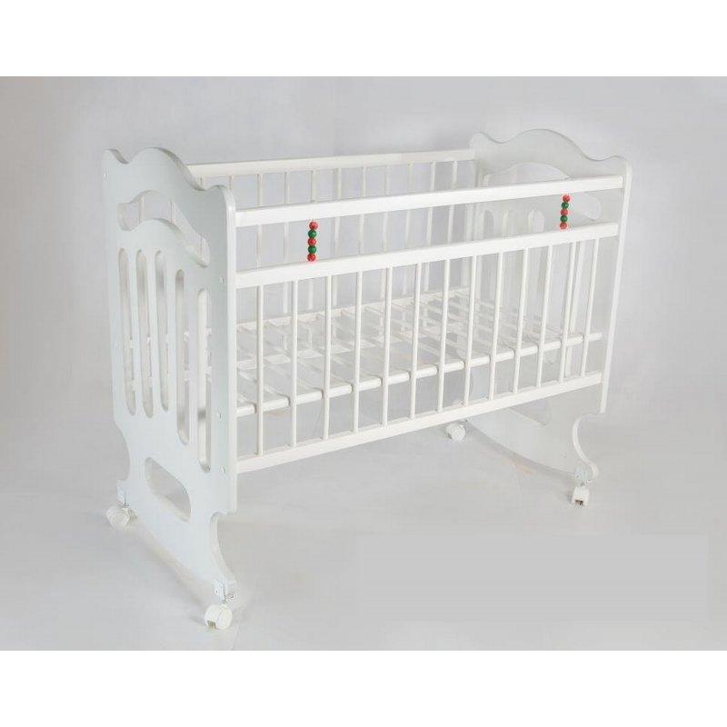 Кровать детская Женечка-11  (колесо-качалка)