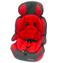 LB 515 TEDDY BEAR : 17. RED+BLACK DOT