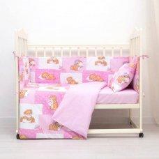 Комплект в кровать Тедди 6 предметов