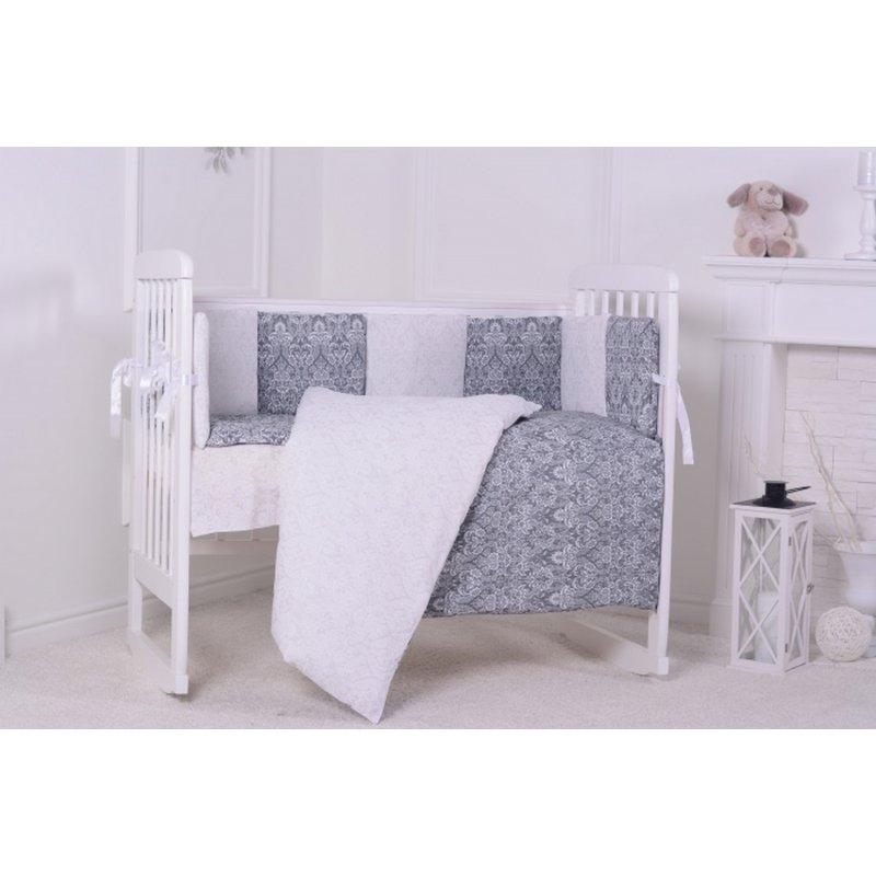 Комплект в кроватку Дамаск-1 17 предметов