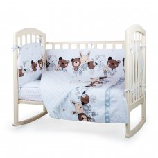 Комплект в кровать Друзья 6 предметов
