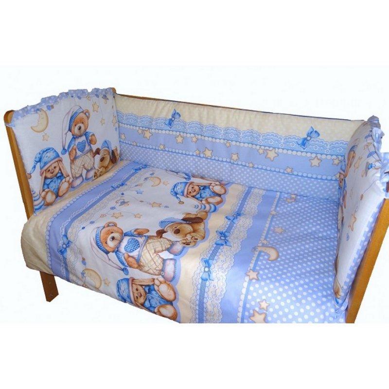 Комплект в кровать Нежный сон 6 предметов