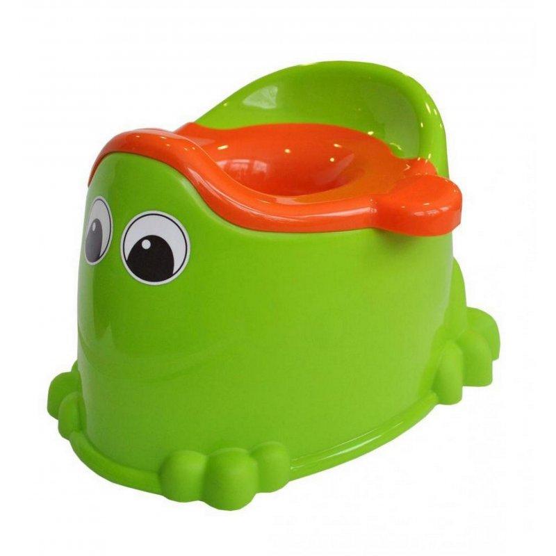 Горшок детский игрушка Лягушка